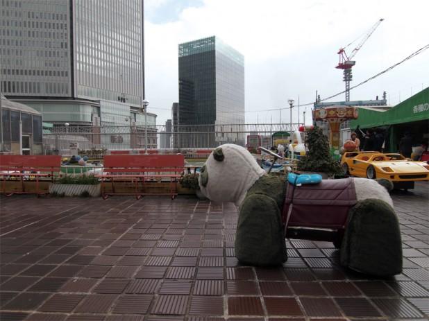 阪神梅田本店 屋上遊園地 閉園