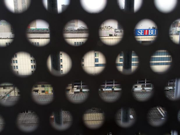 今日の屋上写真 東武百貨店 池袋店